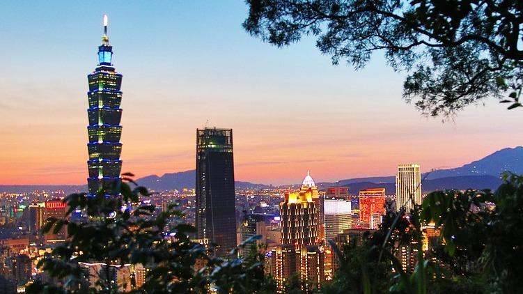 台北市近幾年出現許多新潮旅店,主攻年輕族群。