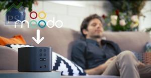 內置的鋰電池亦足夠使用長達7小時,同時支援Wifi無綫傳輸及Amazon Alexa語音助理。