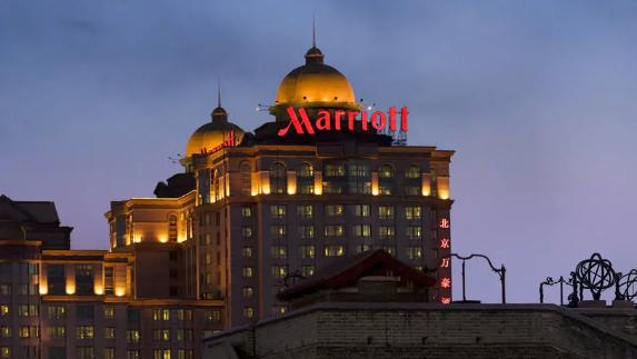 國際酒店集團萬豪酒店集團(Marriott)在問卷中,把台灣、香港、澳門、西藏列為「國家」,引起風波擴大。