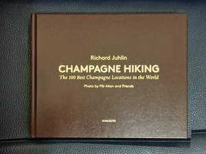Richard Juhlin新書《Champagne Hiking - The 100 Best Champagne Locations in the World》(陳智良攝)