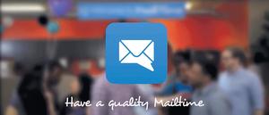 MailTime攻美3年多,建立了一定的知名度。(網上截圖)