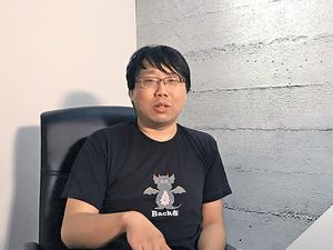 MailTime共同創辦人劉俊傑指,在三藩市較易請到軟件工程師,但工資成本比香港高。(梁巧恩攝)