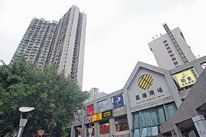 黃大仙鳳德邨一個低層開放式單位,日前以月租7800元租出,呎租62元,屬全港公屋呎租第二高。(資料圖片)