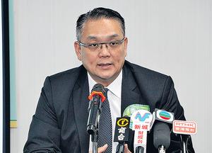 香港置業行政總裁李志成認為,中小型單位一般以上車客為主,樓價高、首期多,負擔能力構成問題,因此預期放寬按揭對二手市場來說好消息。(本刊攝影組)