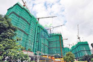 可望年內發售的元朗溱柏,由9座中低度住宅組成。