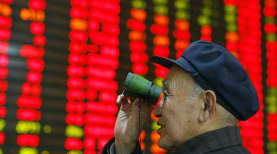 美股帶動下,全球股市近日風高浪急,中國股市亦從此前的牛氣衝天、變為激動波動。