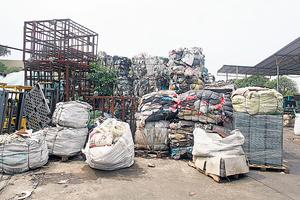 本港回收率全球排名24位,落後於分別位佔第2、第4和第10位、當年並稱亞洲四小龍的台灣、南韓、新加坡。(資料圖片)