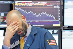 許多投資者於2018年起始的樂觀情緒,都被來自加息的經濟減速擔憂所動搖,而近日全球股市震盪,隱憂更形加深。(路透社資料圖片)