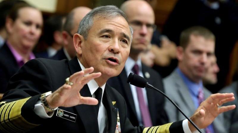 美國總統特朗普提名現任太平洋司令部司令哈里斯,接任駐澳洲大使。