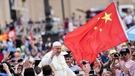 意大利媒體報道,教宗已同意與中國簽署主教任命協議。