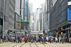 香港財力豐厚,增加投資性開支可帶來回報,因此毋須過慮。 (資料圖片)