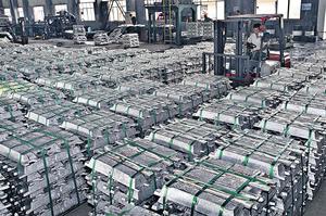 中國計劃大幅壓縮鋼材、鋁材出口,以助推產業升級轉型,故即使美國大幅提升鋼、鋁關稅,對中國影響也有限。(路透社資料圖片)