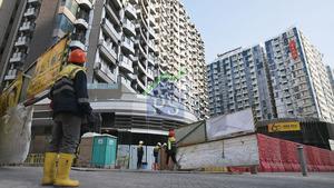 政府今年預測私樓落成量將升至1.8萬伙,連升3年,亦是首次達至長遠房策的供應目標。