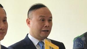 興勝項目管理董事周嘉峰