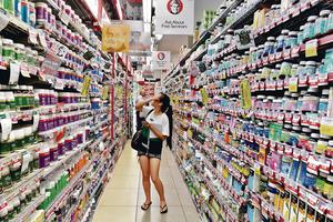 保健品確非神藥,大部分營養透過正常、均衡飲食已可攝取足夠。(法新社資料圖片)