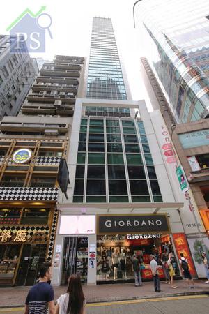 銅鑼灣駱克駅總樓面約3.3萬平方呎,現時由日式餐廳等承租。