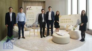 九龍城蔚盈軒招租,月租由2.67萬元。