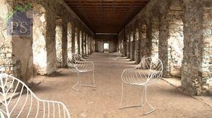 Folia:Folia單椅經過白色或古銅色電鍍處理,可配襯不同設計風格。
