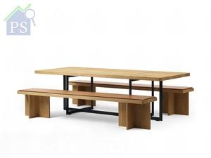 品牌對木匠工藝的堅持,從 細節可見一班,作品隱約呈現一種匠人精神。