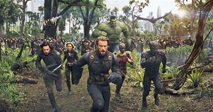 《復仇者聯盟3:無限之戰》宇宙級大熱,戲迷對《復仇者3》的周邊花絮同樣看得津津樂道,最近更有製作人不斷露口風,給大家對明年上映的《復仇者聯盟4》提供劇情綫索。