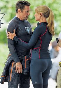 鐵甲奇俠終於跟女友Pepper結婚生子?