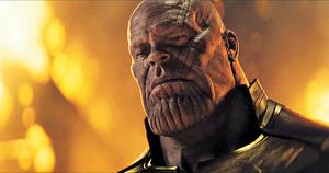 Thanos成今集焦點。