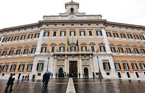 意大利兩黨籌組聯合政府,多項施政方針均傾向民粹主義。圖為意大利國會大樓。(路透社資料圖片)