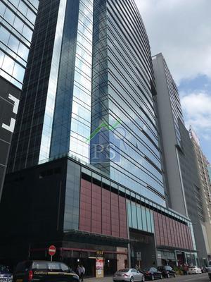 觀塘萬兆豐中心兩高層放售,單位享市中心景觀。
