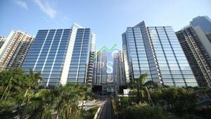 鰂魚涌太古城中心第三座(右)及第四座(左)兩幢寫字樓,有消息指正獲中資財團以約150億元洽至尾聲,將於短期內易手。
