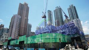 市建局深水埗通州街項目上月底截標,吸引20組財團入標,最終由香港小輪以10.29億元投得。
