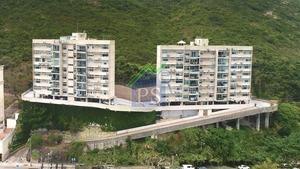赤柱輝百閣由兩幢7層高大廈組成,共提供28個向海單位。