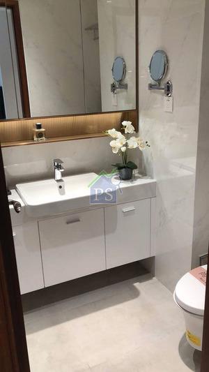浴室布置清簡企理。
