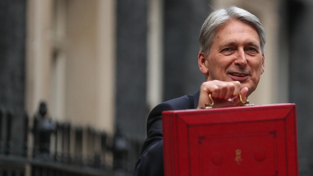 【英国脱欧】税预算案-开徵数码服务