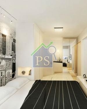 3D模擬設計圖 (上、中、下) 由名高室內設計提供。