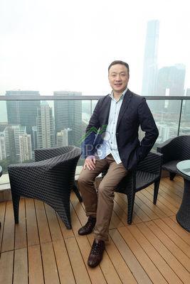 Q房網香港掌舵人陳坤興