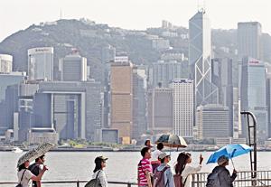 這幾年將是香港的盛衰關鍵,港人應把握寶貴的結構性發展機遇。(資料圖片)