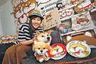 卡通柴犬 外國紅到返香港