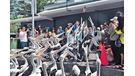 澳洲黃金海岸 魚市場塘鵝開餐Show