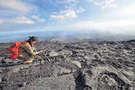 夏威夷大島 遊活火山•黑岩土