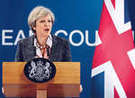 英將啟脫歐 擬保歐公民子女福利