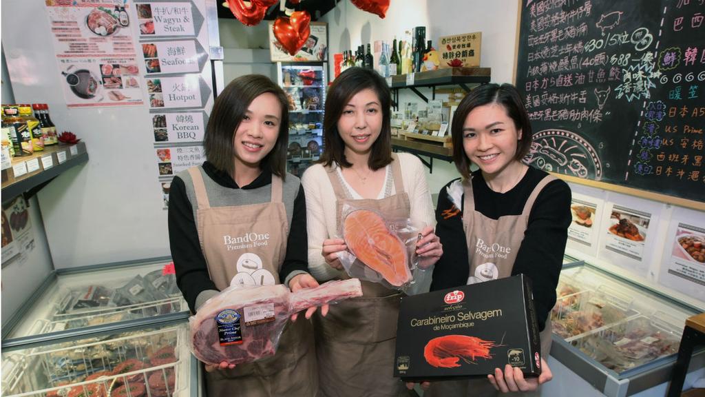 3個飯腳搞生意 女人賣凍肉兩年極速回本連開三舖