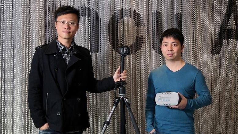 利用VR技術 80後東涌賣樓王開創搵樓及裝修平台