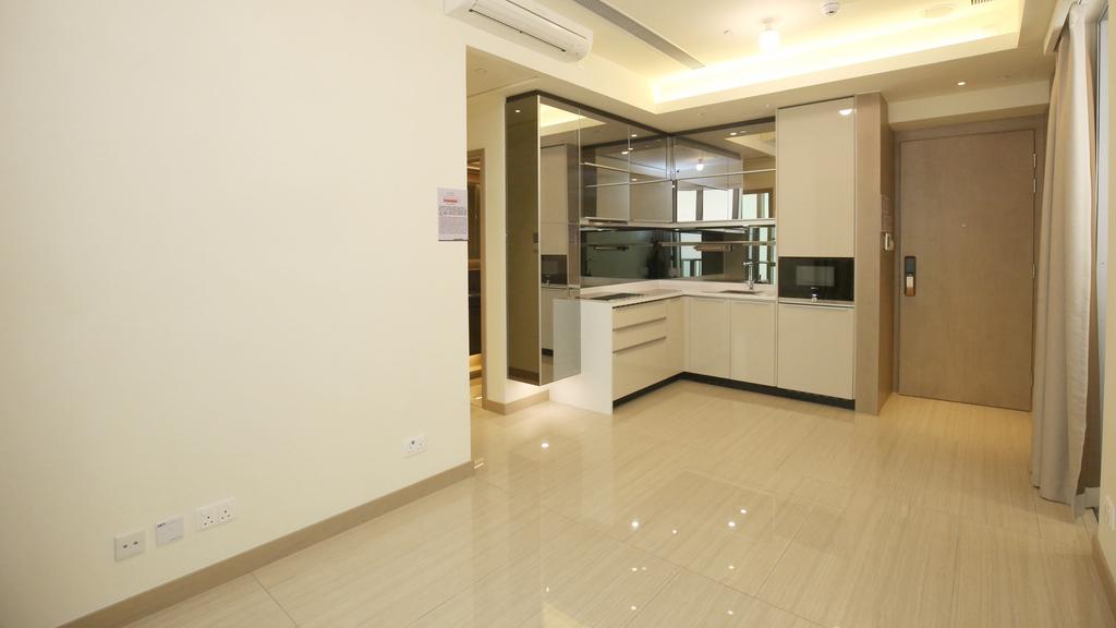 匯璽532呎2房套 開放式廚房配鏡面櫃