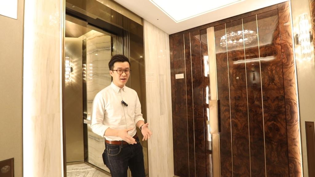 維港頌4房示位展現巨廳 盡享私人電梯大堂優勢