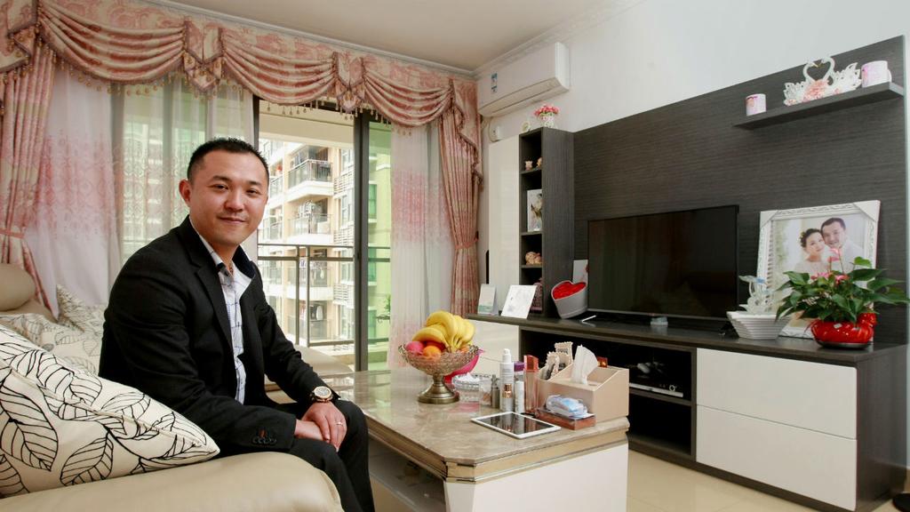 內地設限購令遏市 蔡俊鵬:無礙樓市發展 料仍有上升空間