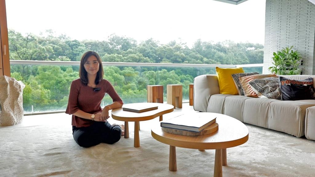 傲瀧4房大宅配曲尺露台 與大自然融為一體