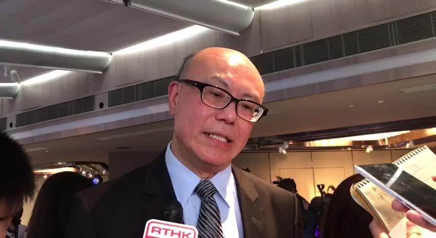 南豐蔡宏興:樓價高企大勢所趨 有能力置業者仍很多