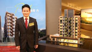 元朗尚悅‧方187呎起細絕元朗區 最快月底賣樓