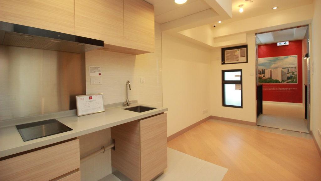 房協翠鳴臺1房 設儲物室活用空間