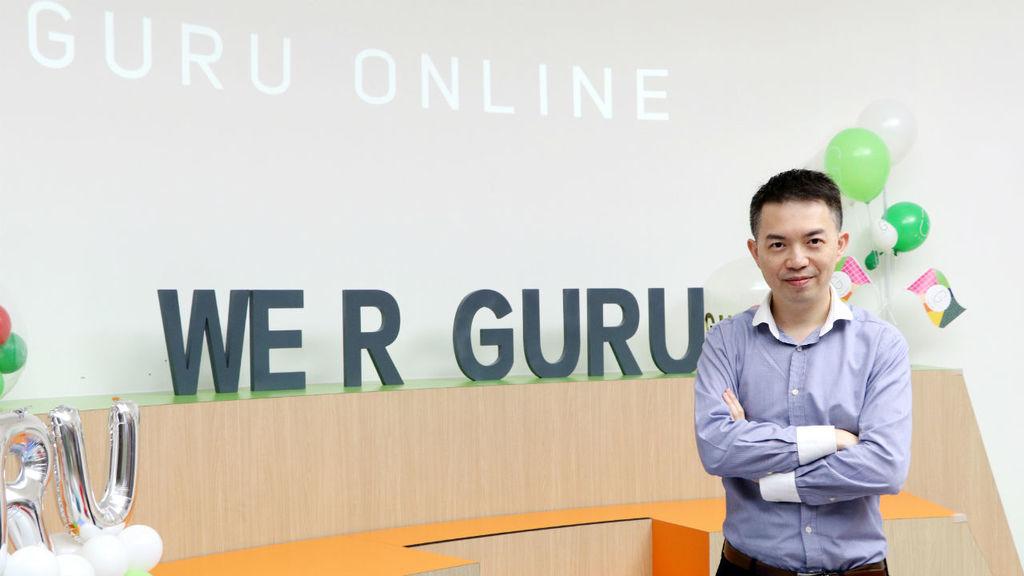 網絡營銷成大趨勢 Guru Online 葉碩麟:互聯網口碑成樓盤銷情大關鍵